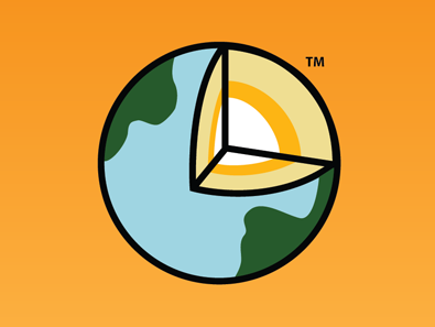 EarthCache image orange