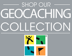 Click to Shop Geocaching Supplies (U.S. Only)