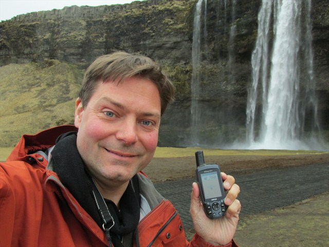 Ohmic - Geocacher of the Month Nominee