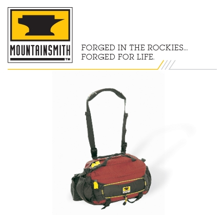 Forged in the Rockies since 1979, Mountainsmith builds products that make it easier to bring the outdoors into your life.
