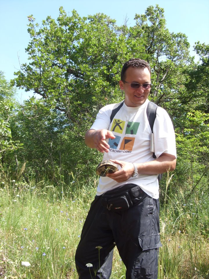 Mollov - Nominee for Geocacher of the Month