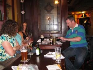 "Ireland Event Cache 'Toof & Paw's Jetlag Beater"""