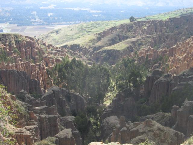 Pichiluli badlands cache