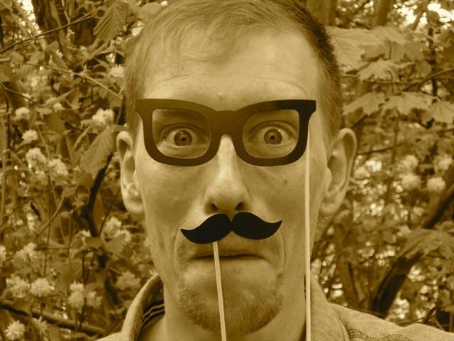 GC415QR Movember - Vancouver, British Columbia, Canada