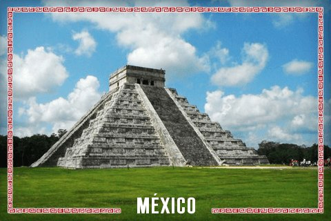Mexico Geocaching Souvenir will be officially released on Monday, December 22, 2014