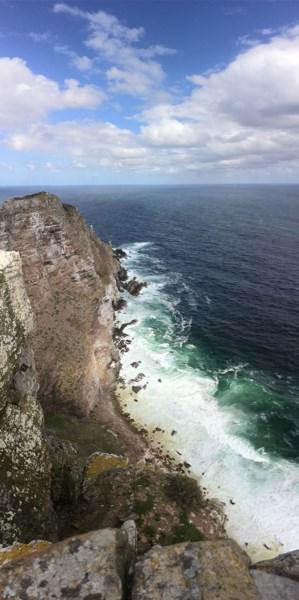 Epic view from GZ. Photo by geocacher Geo Peet