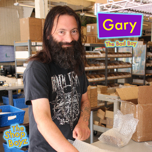 Gary is the Fulfillment Inventory Lead and a Libra