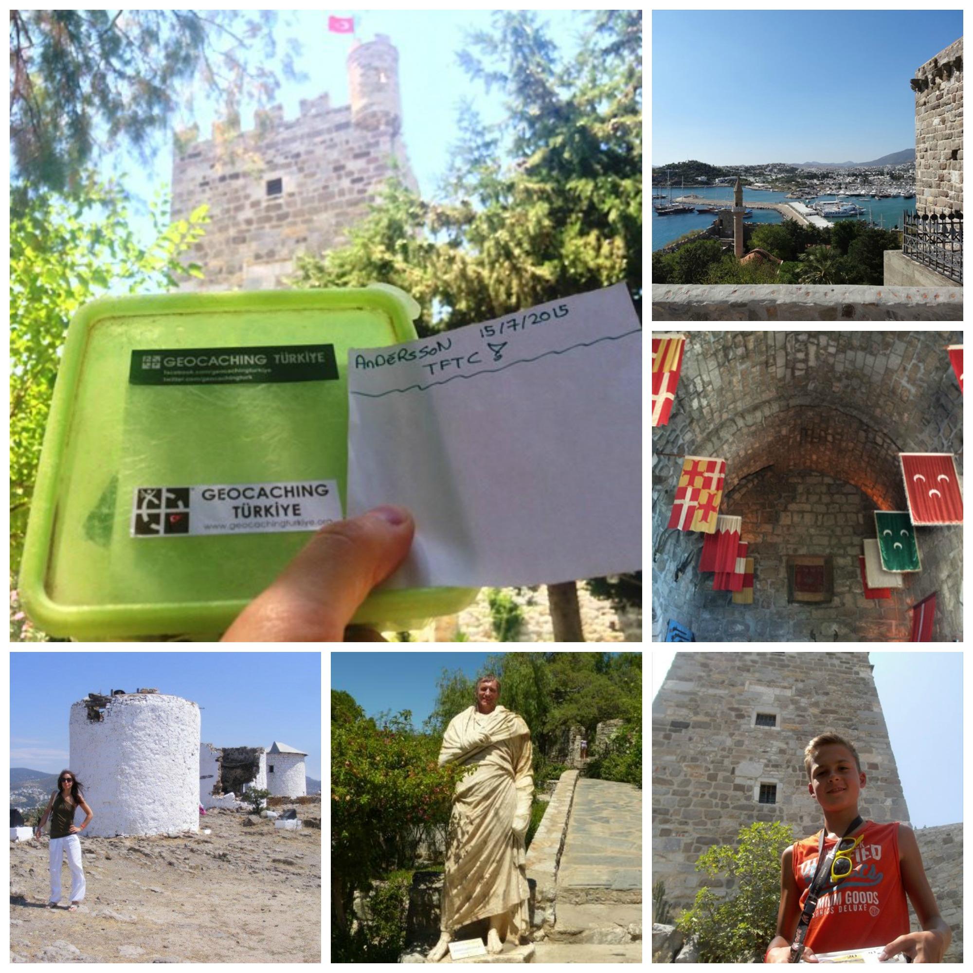 GC1HN97 - Gokart15 [Bodrum Castle]