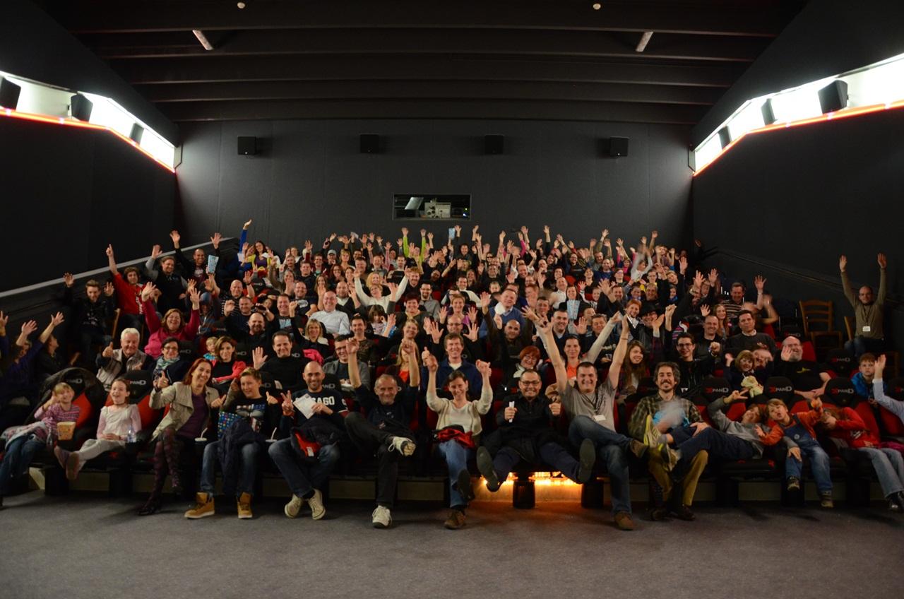 Slovenian GIFF Weekend 2015 in Ljubljana