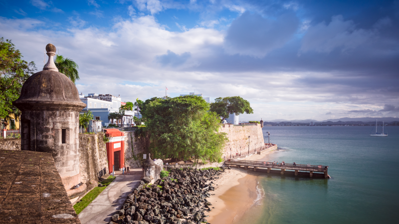 San juan puerto rico for young adults