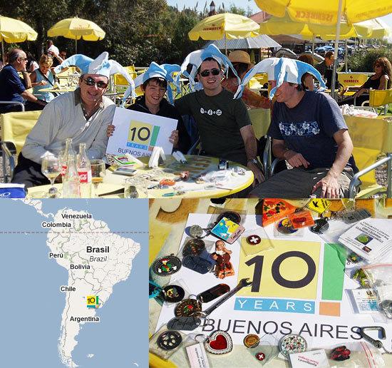 10 Years! Argentina