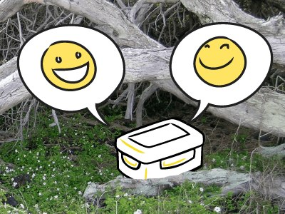 Make your geocache smile... 4 things to avoid when hiding a geocache