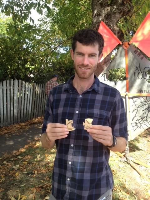 Ian Dobson - Olympian, Geocacher