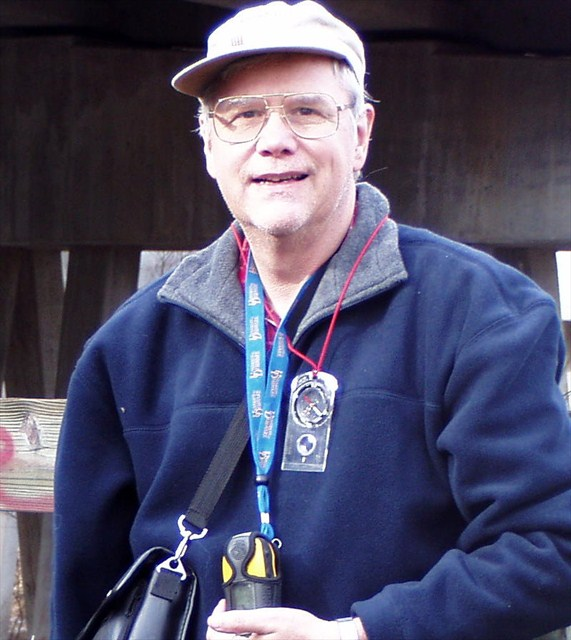 MikeOtt - January Geocacher of the Month