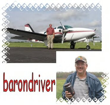 barondriver - nominee for Geocacher of the Month