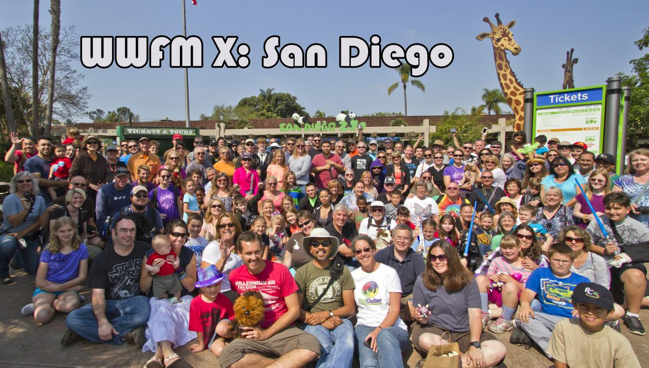 WWFM X San Diego
