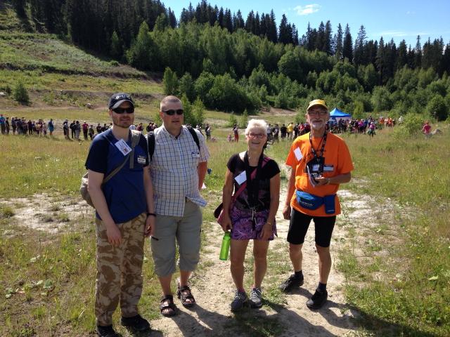 My amazing team - Jarom, arnevela, tuulituuli and Gandal491