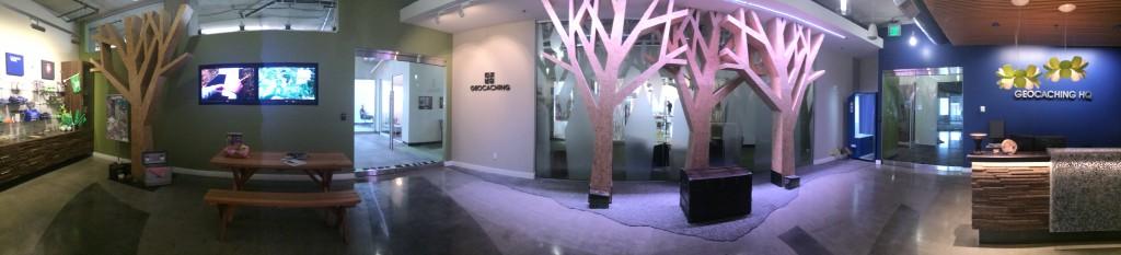 Panorama HQ Lobby
