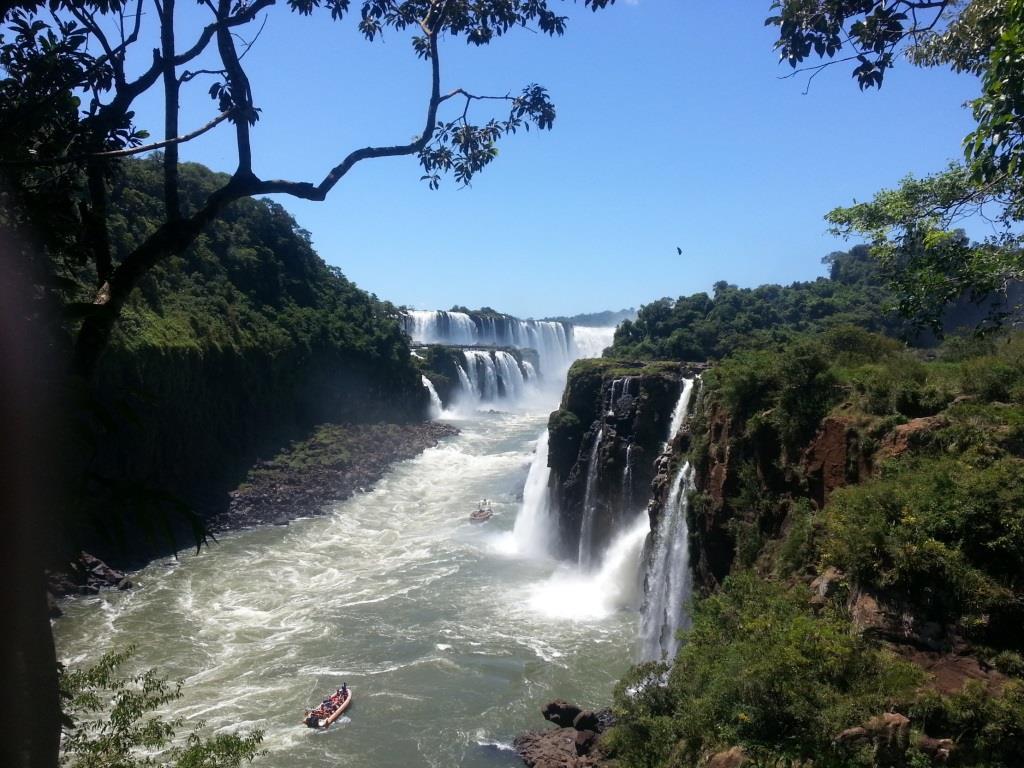 Fallas do Iguaçu / IGUAZU Fault, Argentina GC2PFGZ