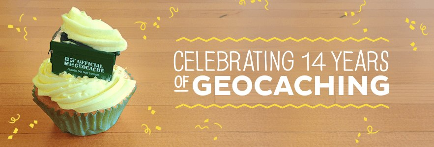 Happy Birthday Geocaching.com