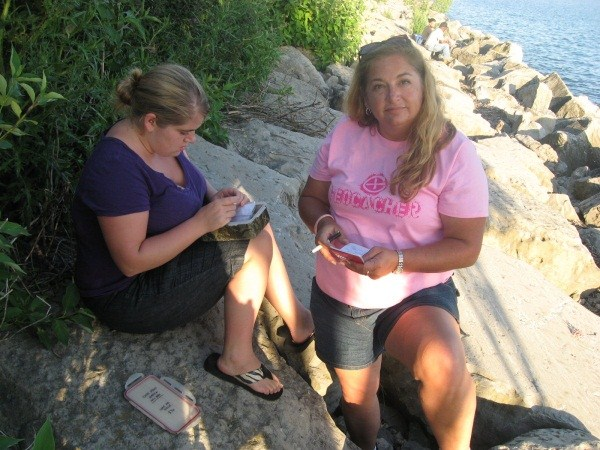fatkidsOTWunite inspires other geocachers with her dedication to the geocaching community