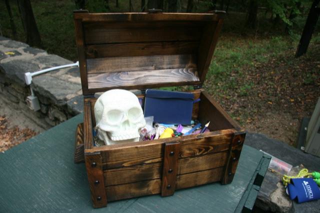 Treasure! Photo courtesy of Woodnutt