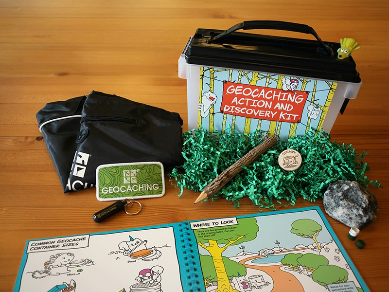 geocaching aad kit 1
