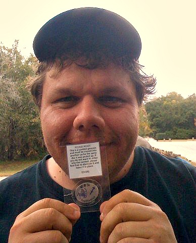 Your newest Geocacher of the Month