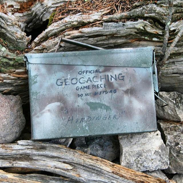 11-11-14 Here lies an official geocache... do not disturb :-).