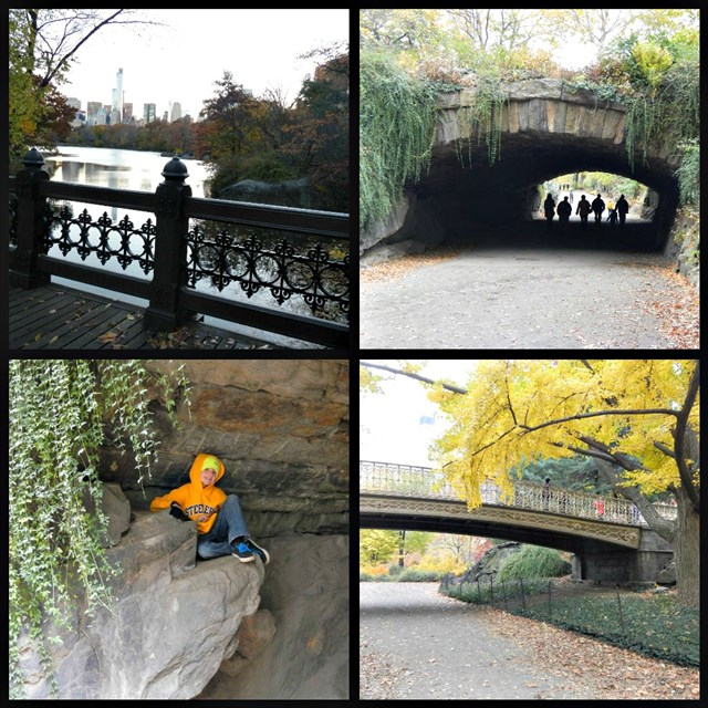Bridges, arches and geocaching, #1. Photo by geocachers mcjeeper and stukboy