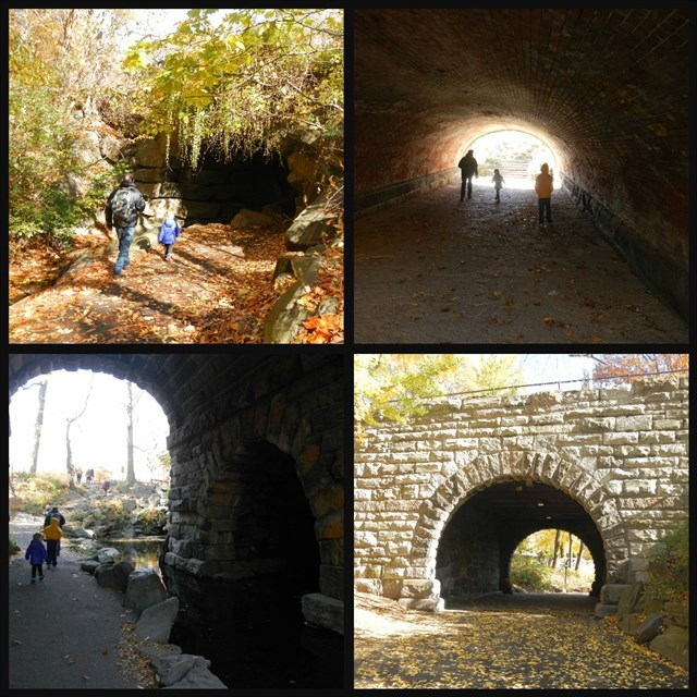 Bridges, arches and geocaching, #2. Photo by geocachers mcjeeper and stukboy