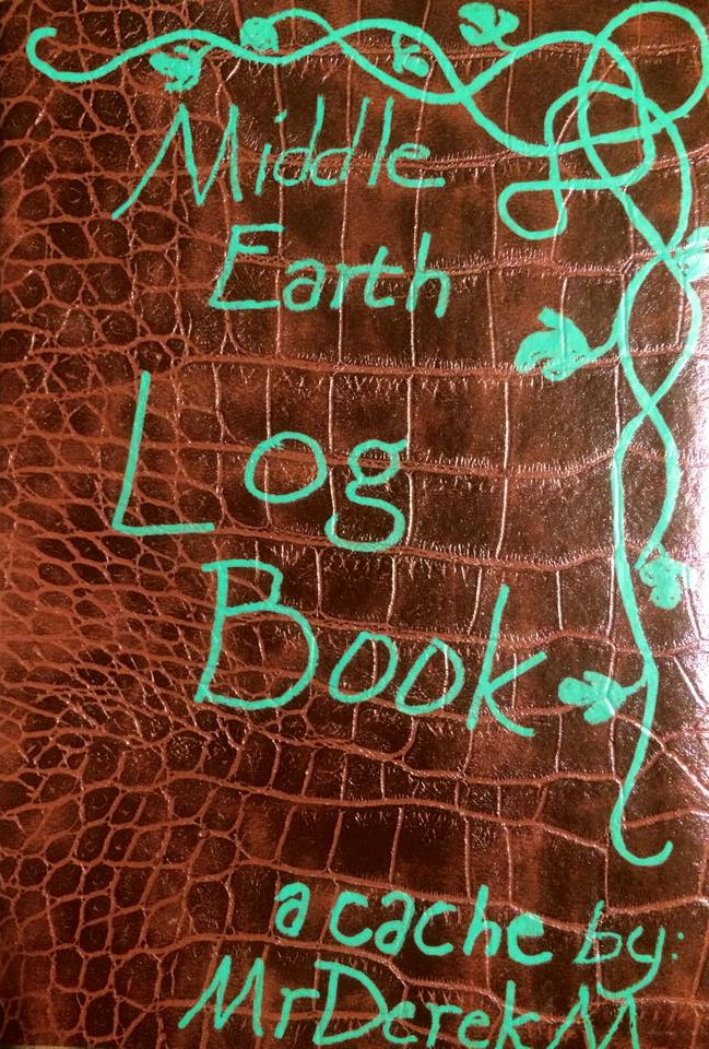 Middle Earth Log Book