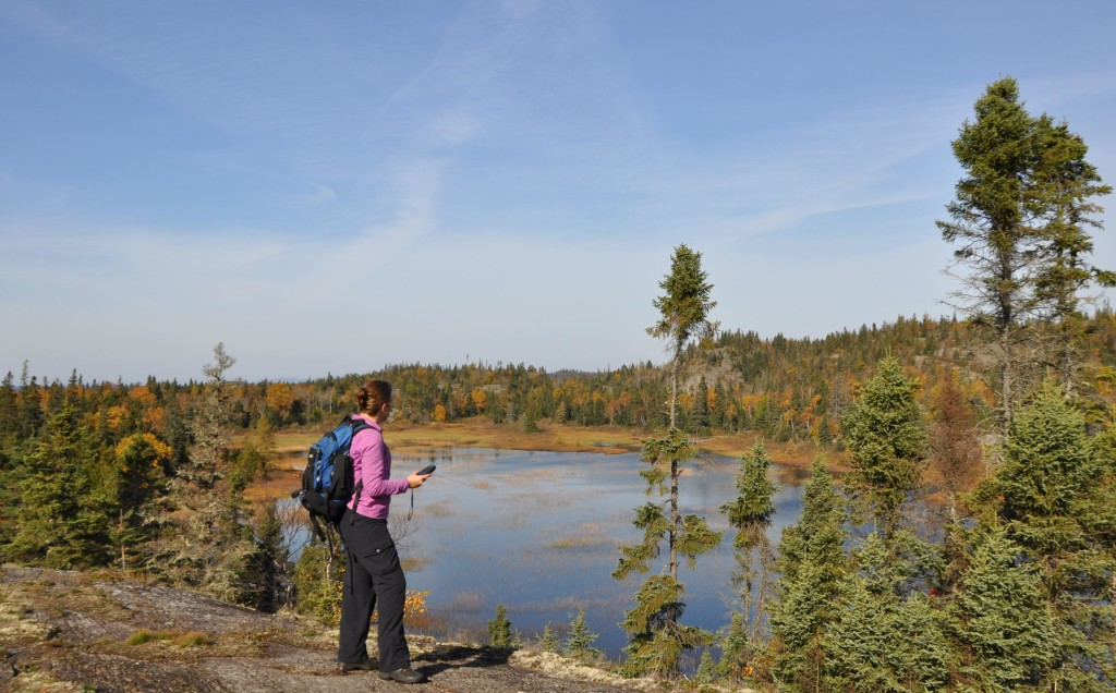 Learn from Aboriginal grandparents while walking through splendid scenery in Pukaskwa National Park (GC5BQBG)