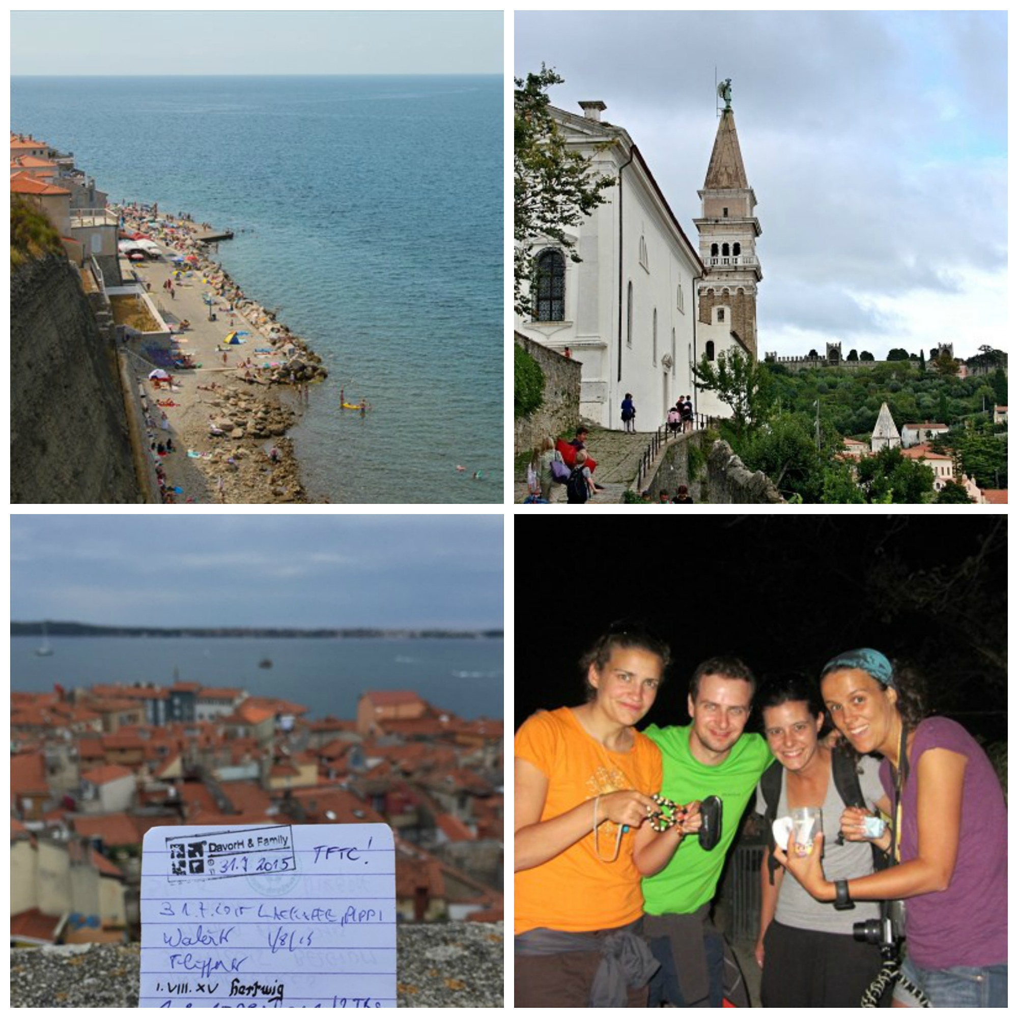 GC3QWBD Morigenos is a Traditional Cache in the seaside town of Piran