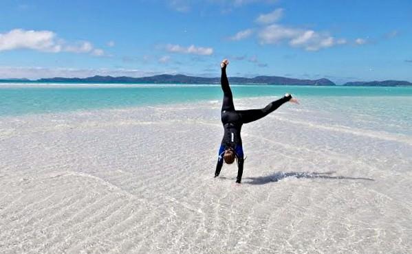 Geocaching bucket list: dreamy beaches edition