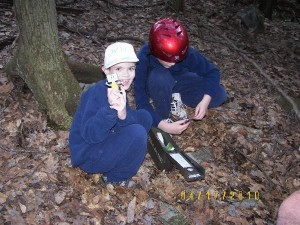 The early days of geocaching