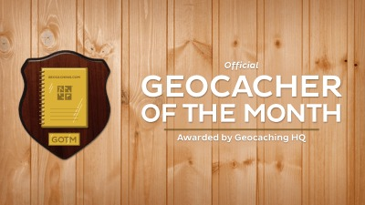 Geocacher of the Month