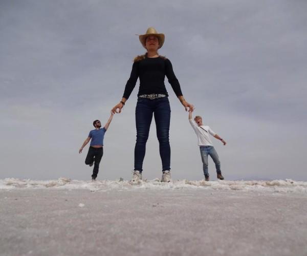 Bolivian Geocaching