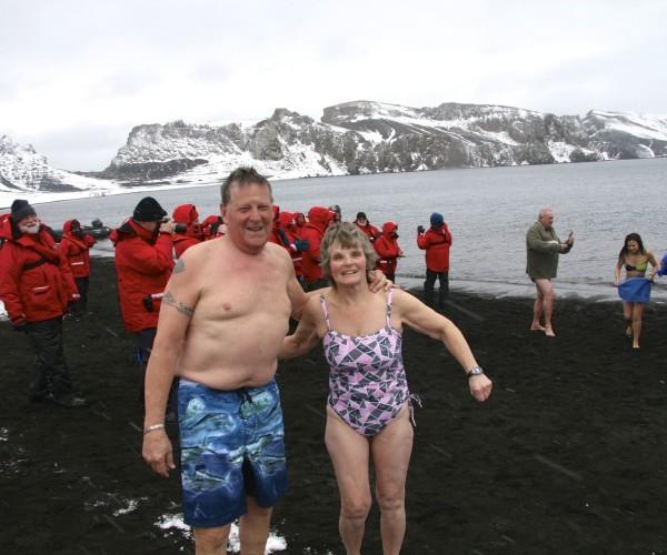 Antarctica Geocache