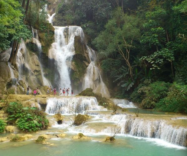 Laos Geocache