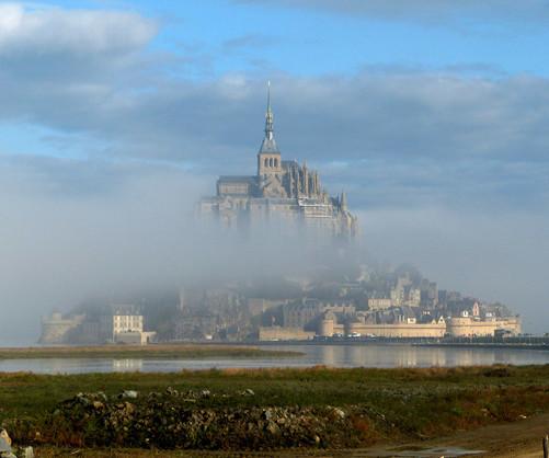Le Mont Saint Michel Geocaching France