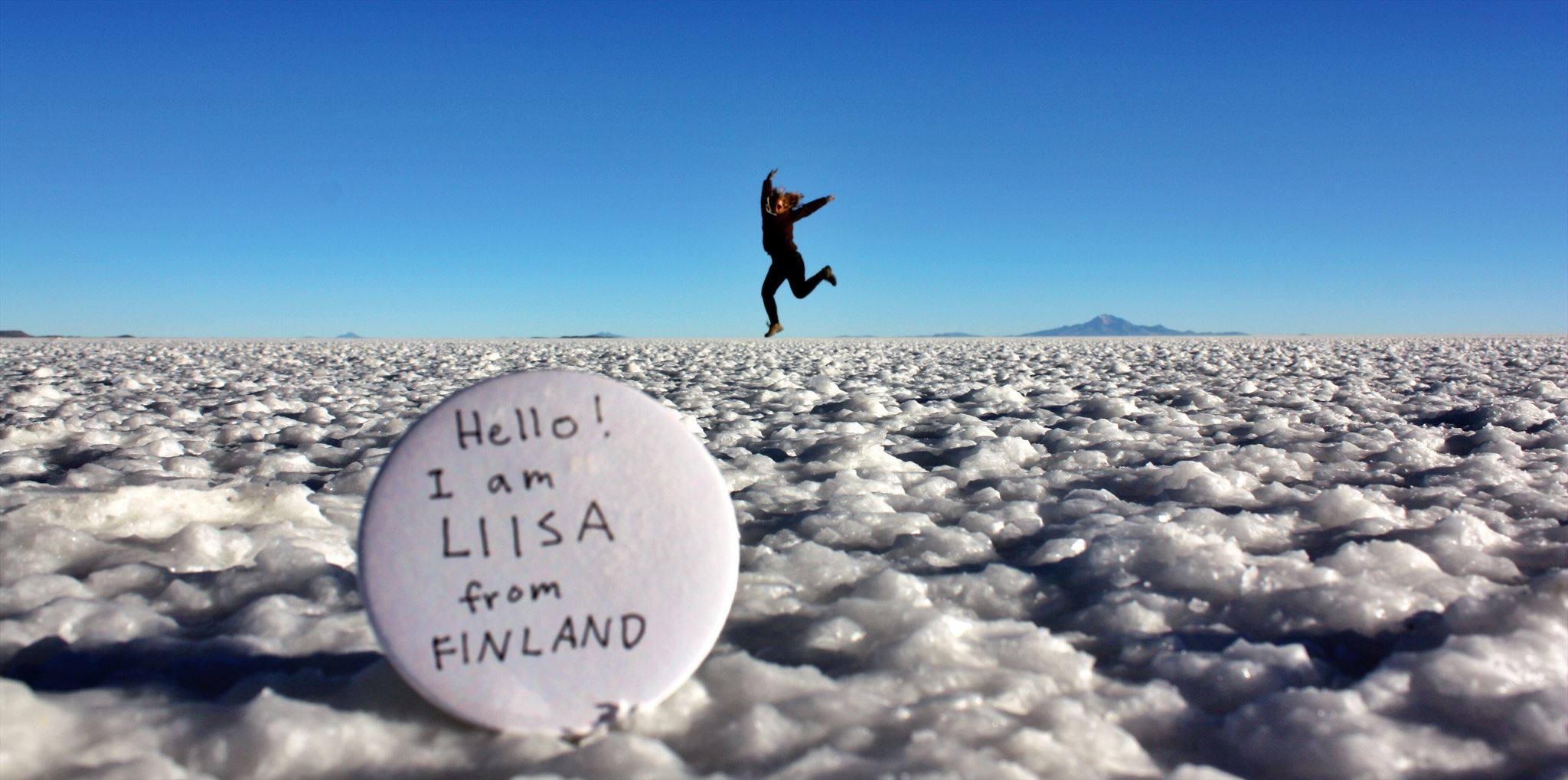 Liisa from Finland