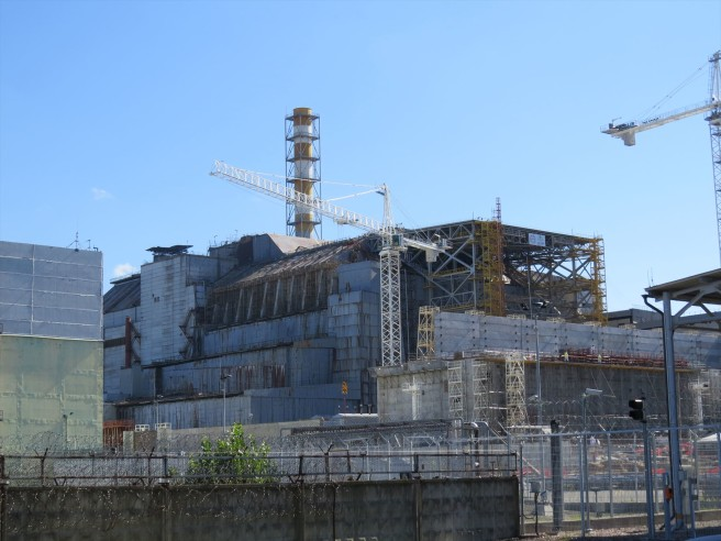 Chernobyl, Reactor 4