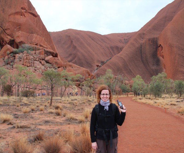 Australia Geocaching