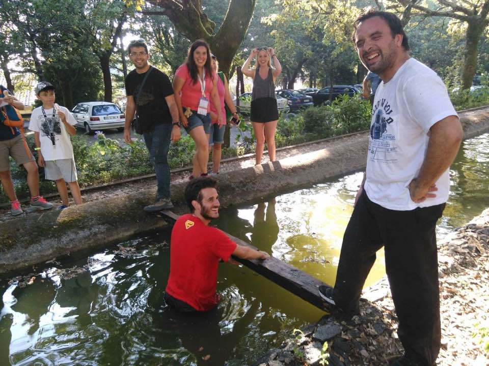 Making a splash at a T5 cache