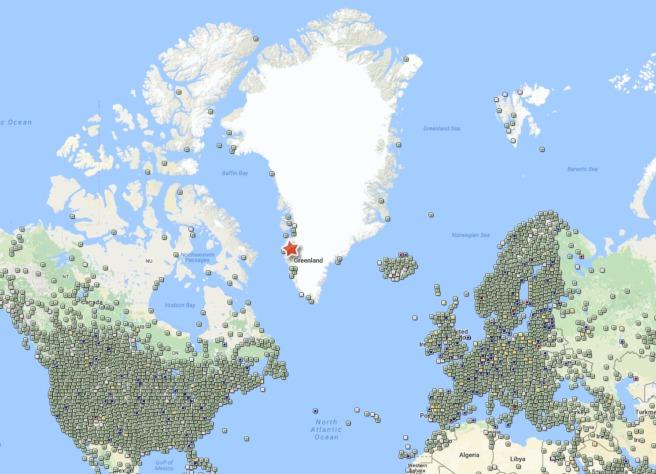 Arctic Multi-Cache Greenland