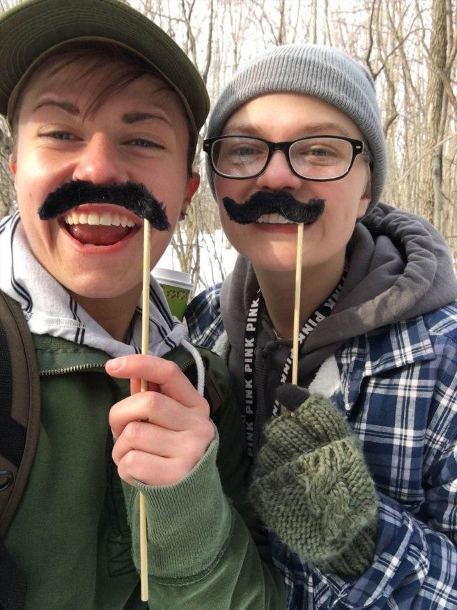 Moustache Cache – GC57VAQ