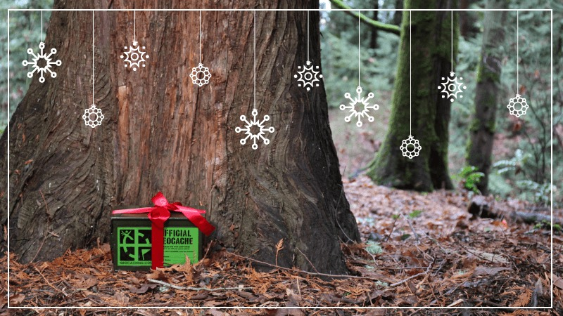 Give the Gift of Geocaching
