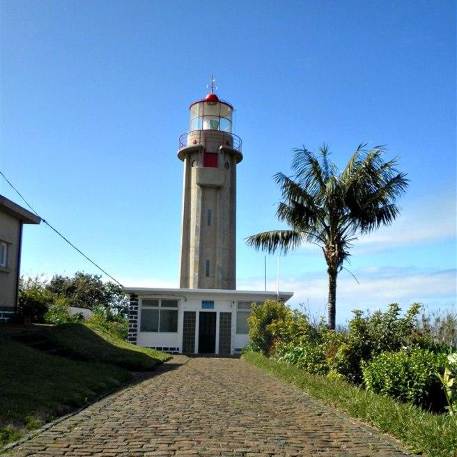 São Jorge (St. George) lighthouse
