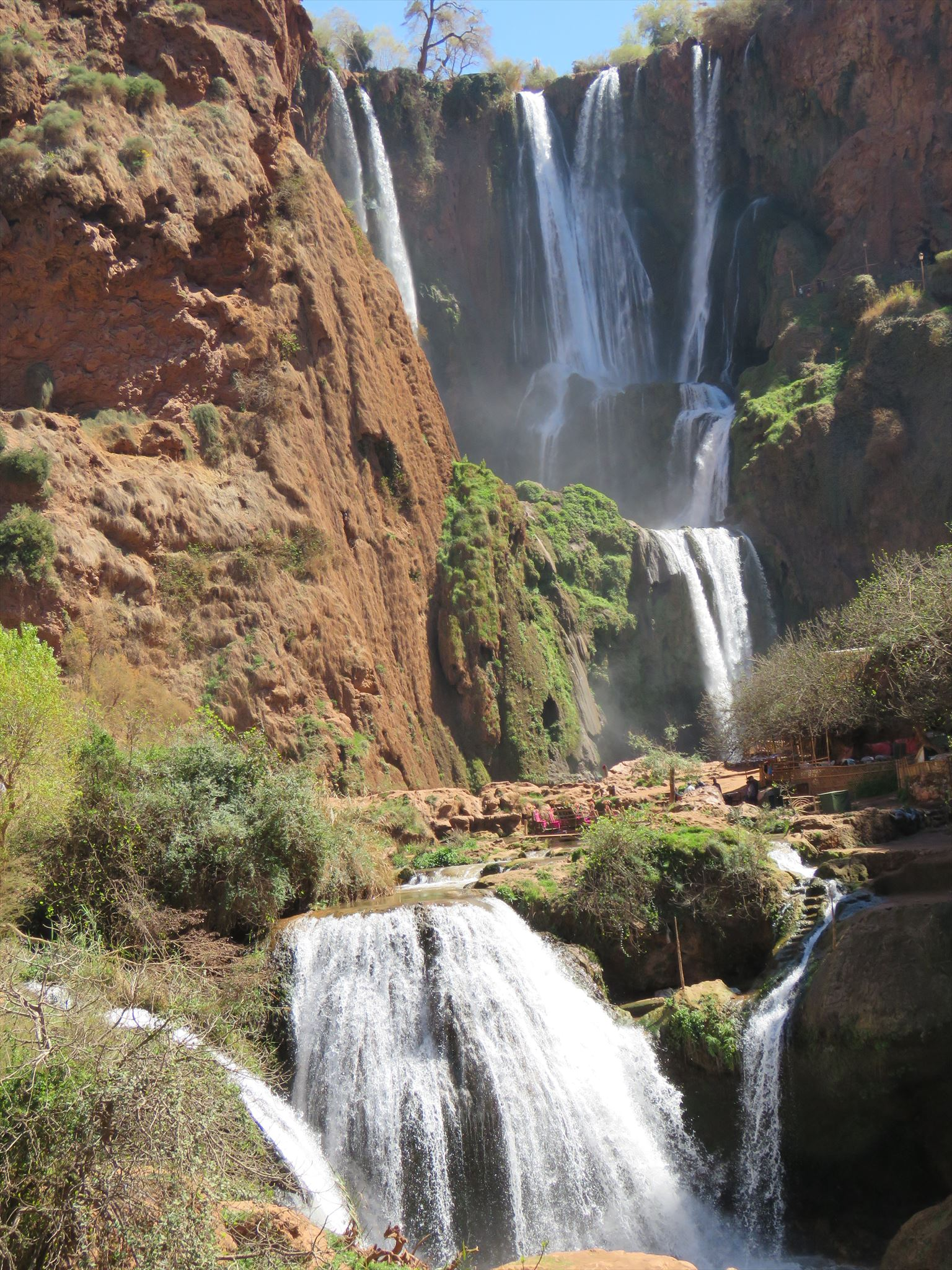 The Ouzoud Waterfalls — Geocache of the Week